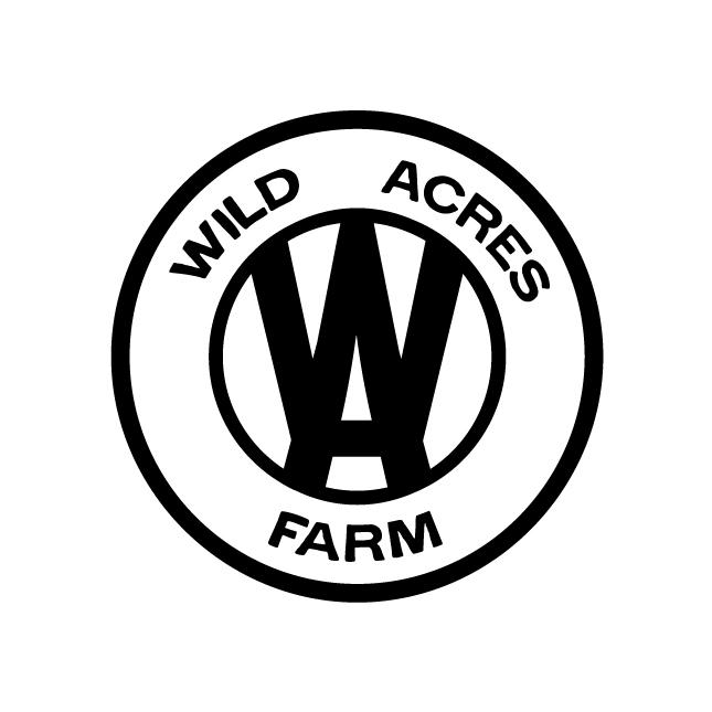 Wild Acres Farm Logos On Behance