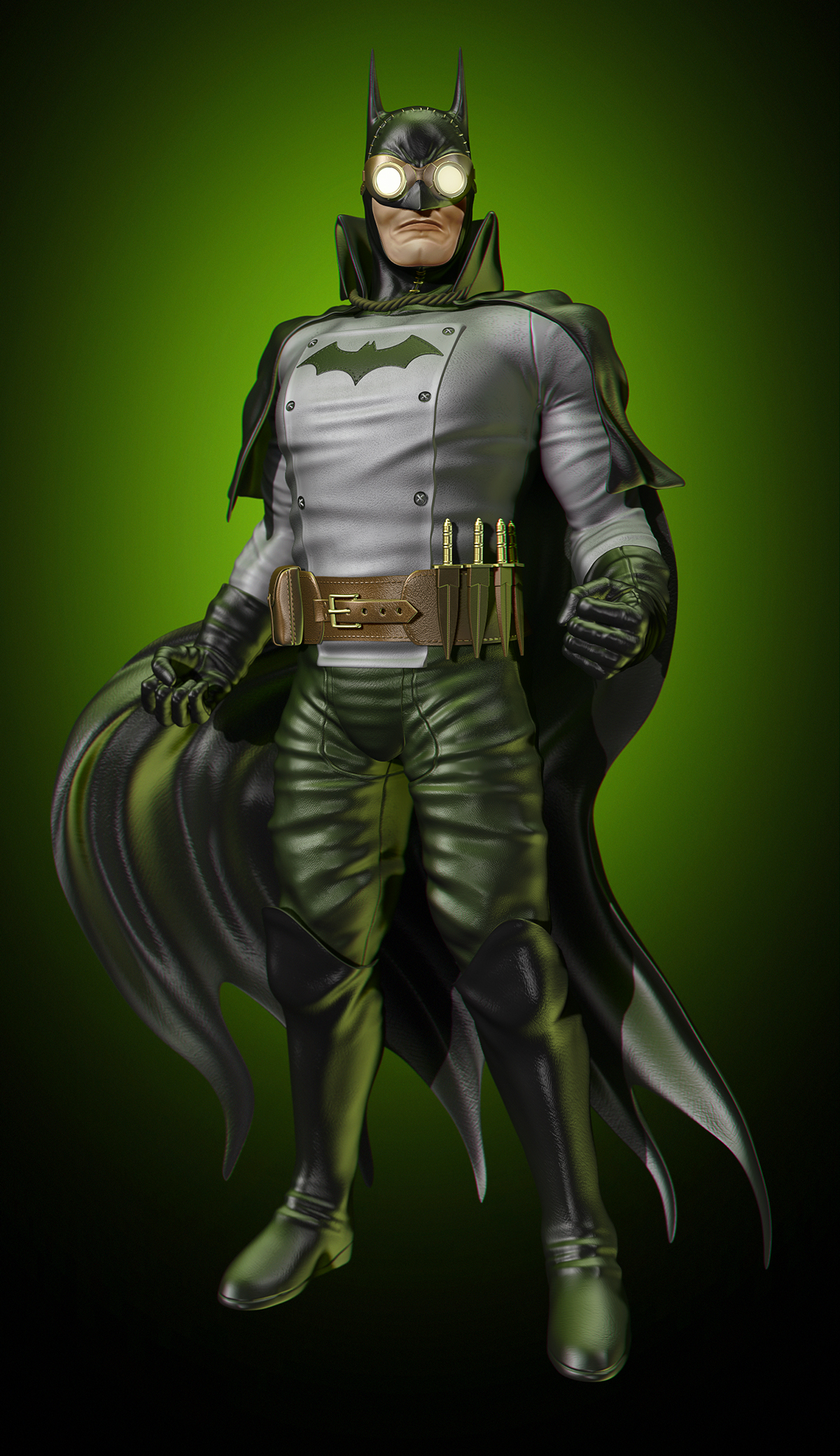 Gotham by Gaslight belongs to a series of graphic novels called u0027Elseworldsu0027 where several DC heroes are set in alternate realities. Here Batman hunts ... & Batman 75 years project | ZERO on Behance