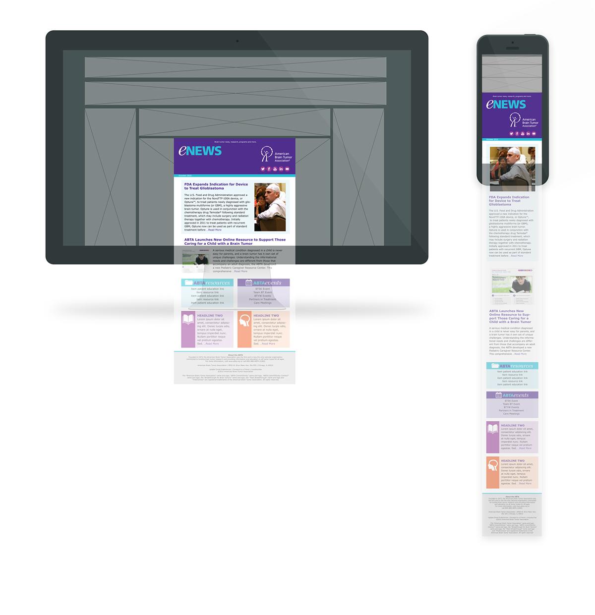 eNews Email digital