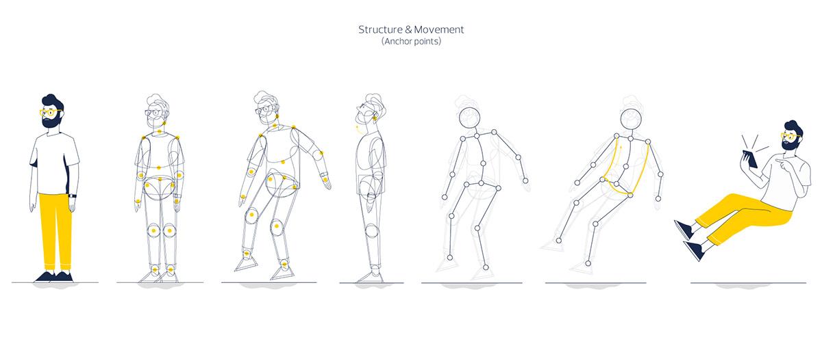branding ,Character design ,ILLUSTRATION ,animation