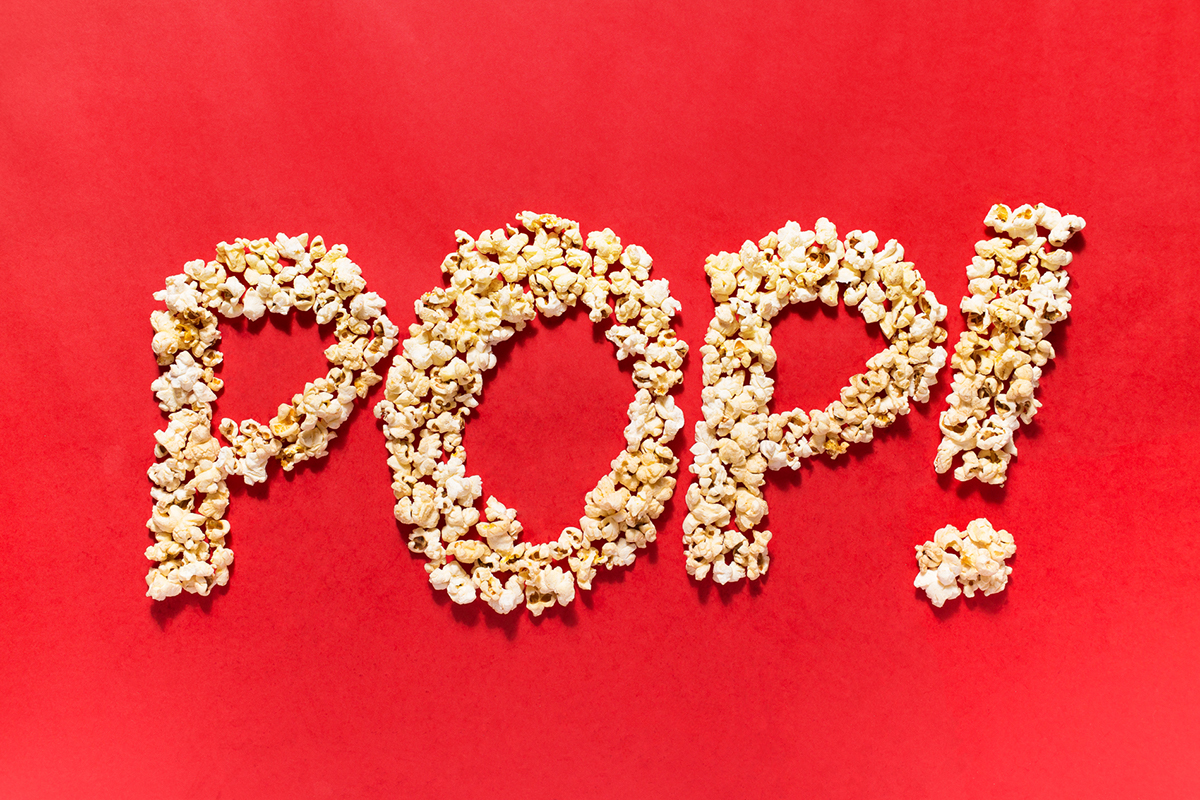 Food Typography Phase 1 Pop Culture On Behance