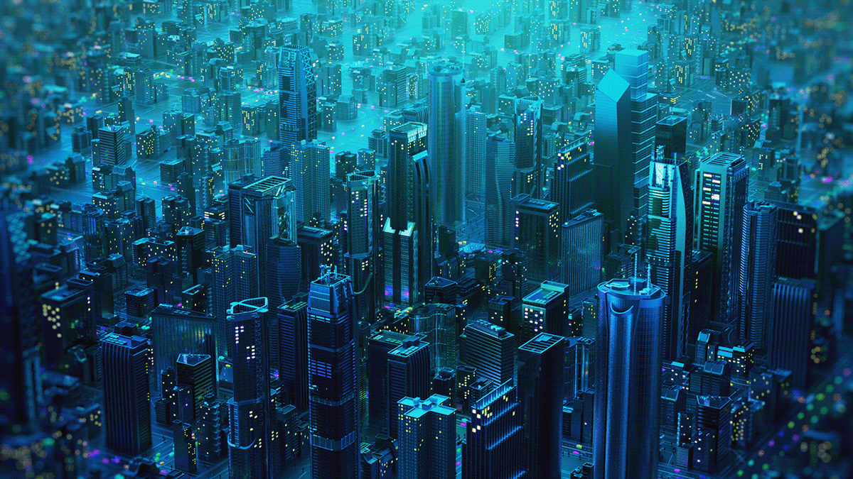 banking,cinema4d,city,design,digital,finance,future,motion,motiongraphics,redshift