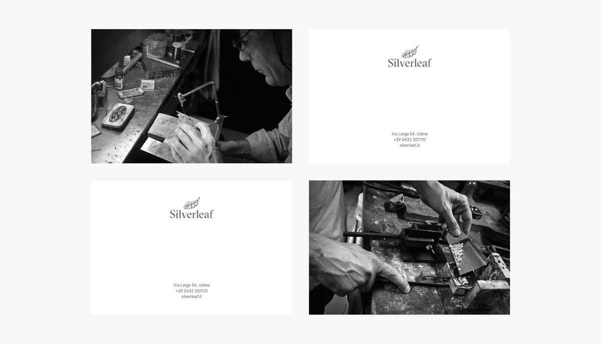 Silverleaf identity and website on behance for Silverleaf owner login