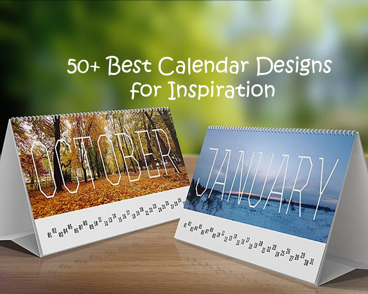 Calendar Ideas For Company : Best calendar designs for inspiration on behance
