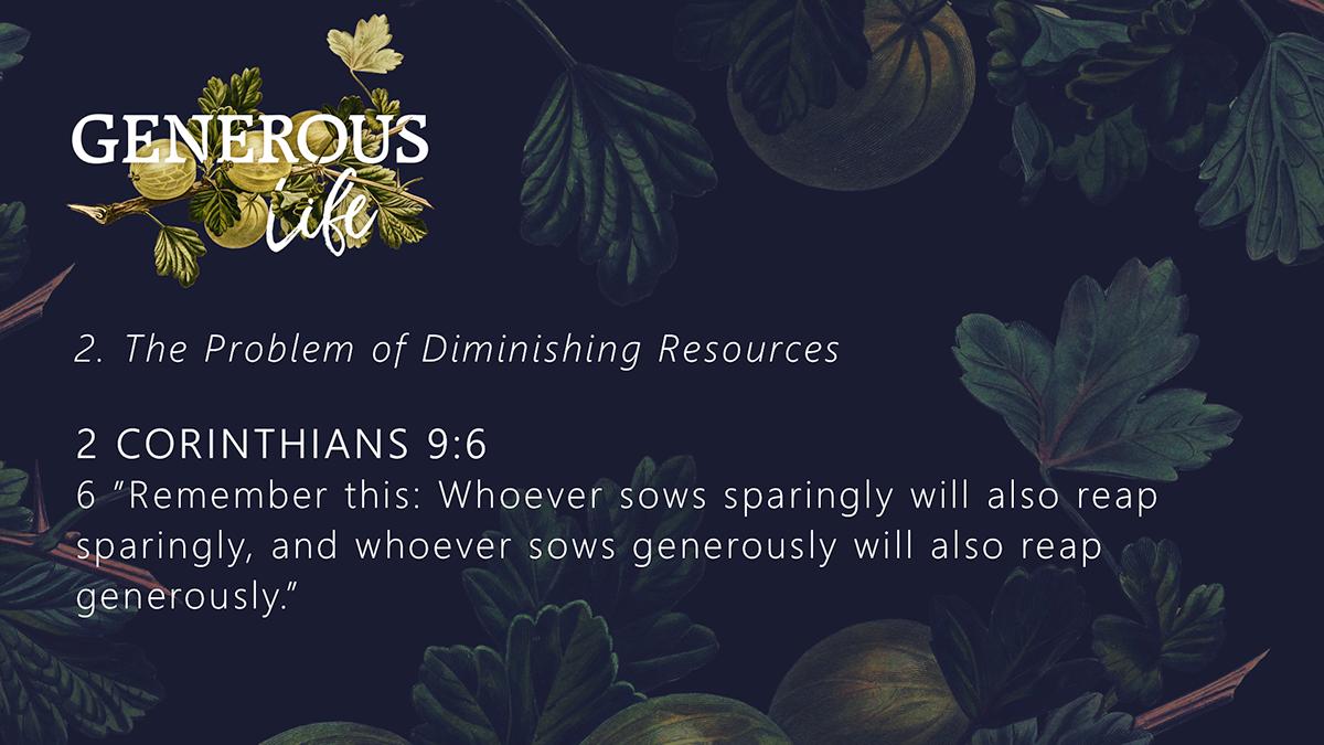 plants Sermon Series generosity sermon series generosity life green church sermon series tulsa ethos tulsa growth