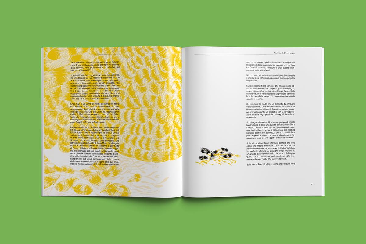 Oggetti A Basso Costo design da giocare - a book about enzo mari on pantone canvas