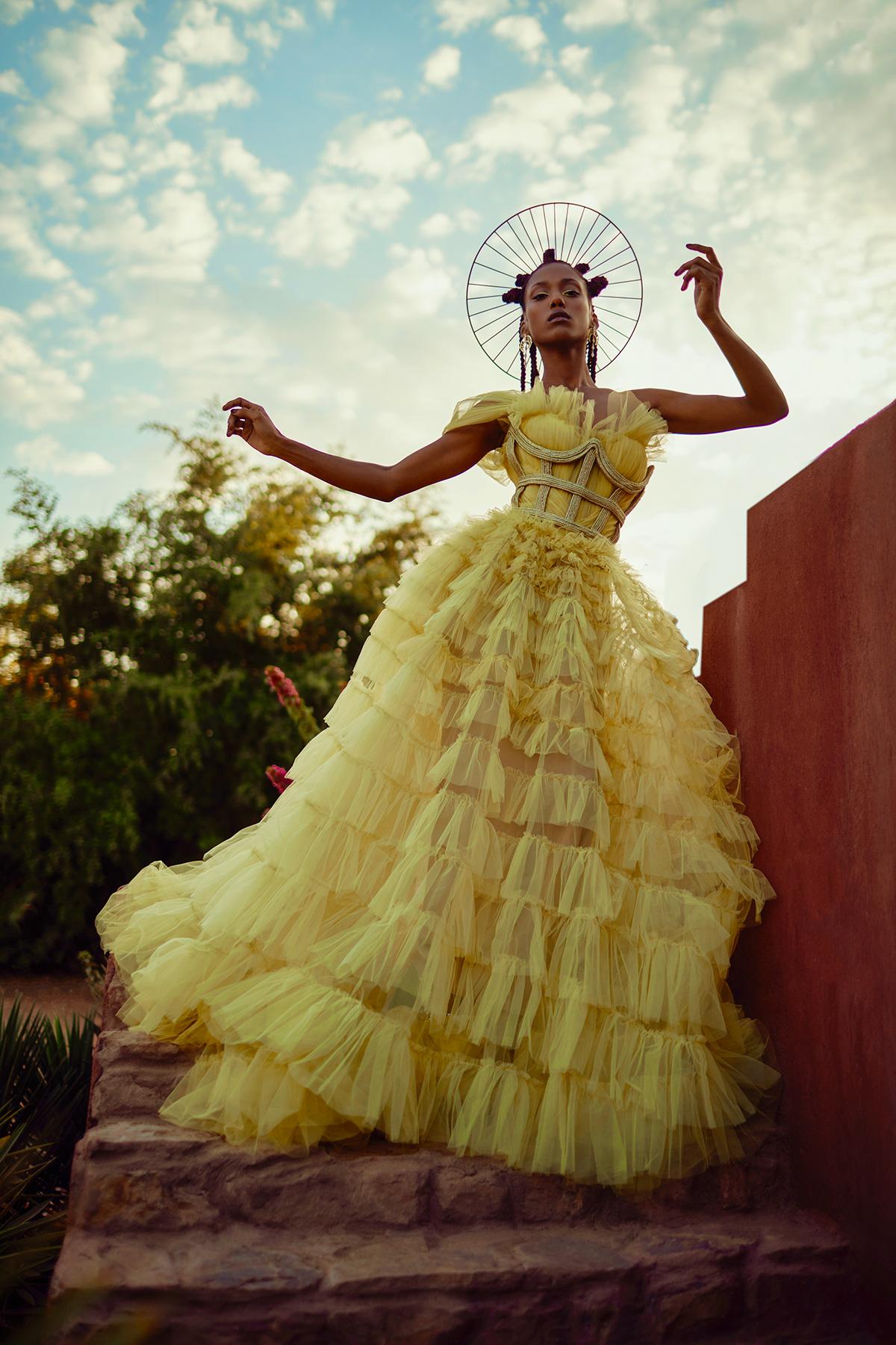 Image may contain: wedding dress