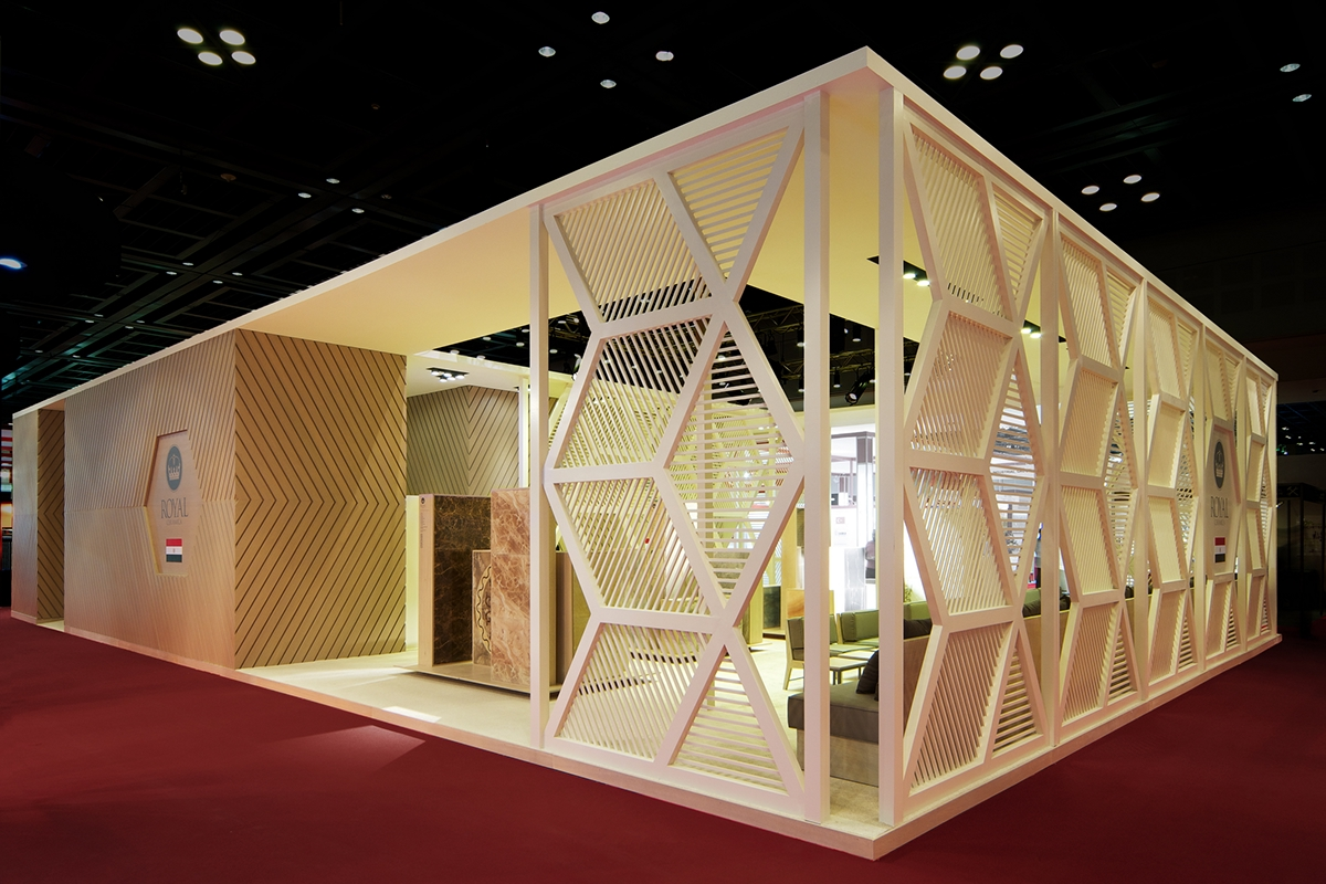Exhibition Stand Assistant : Rc the big dubai on behance