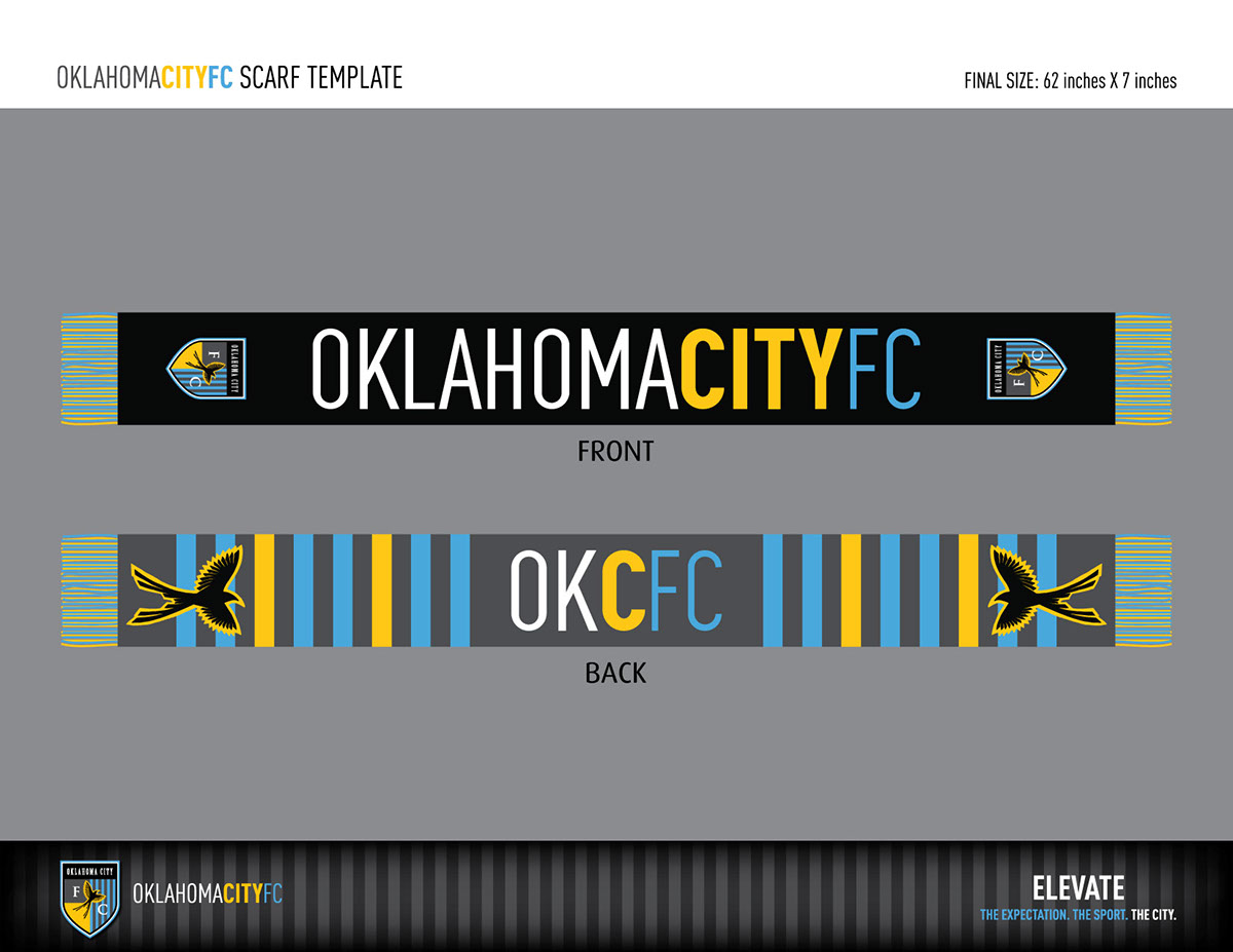 Free Designs For Your Custom Soccer And Sports Scarf