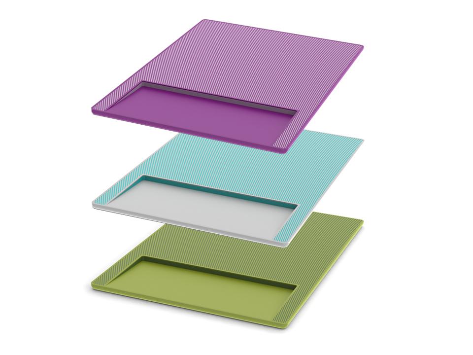 mouse pad desk accessories plastic