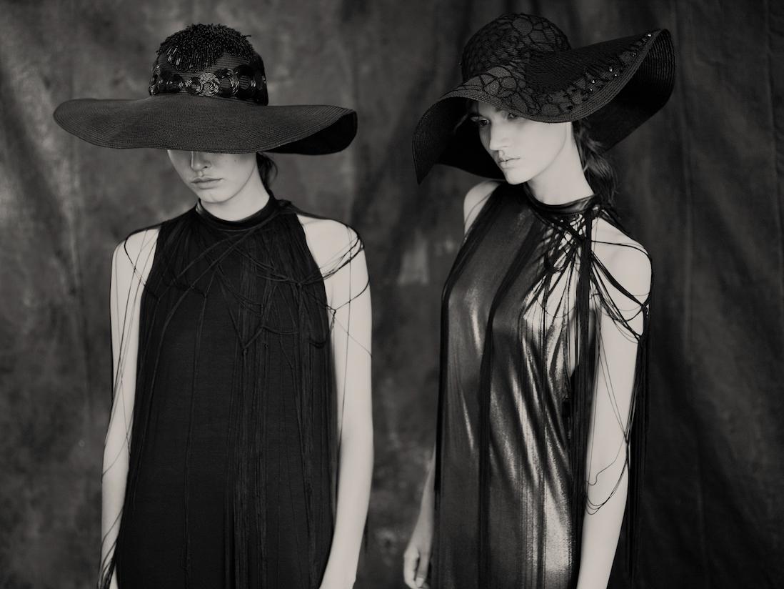 ss15 AugustinTeboul berlin internship design shiny Void Black/Grey