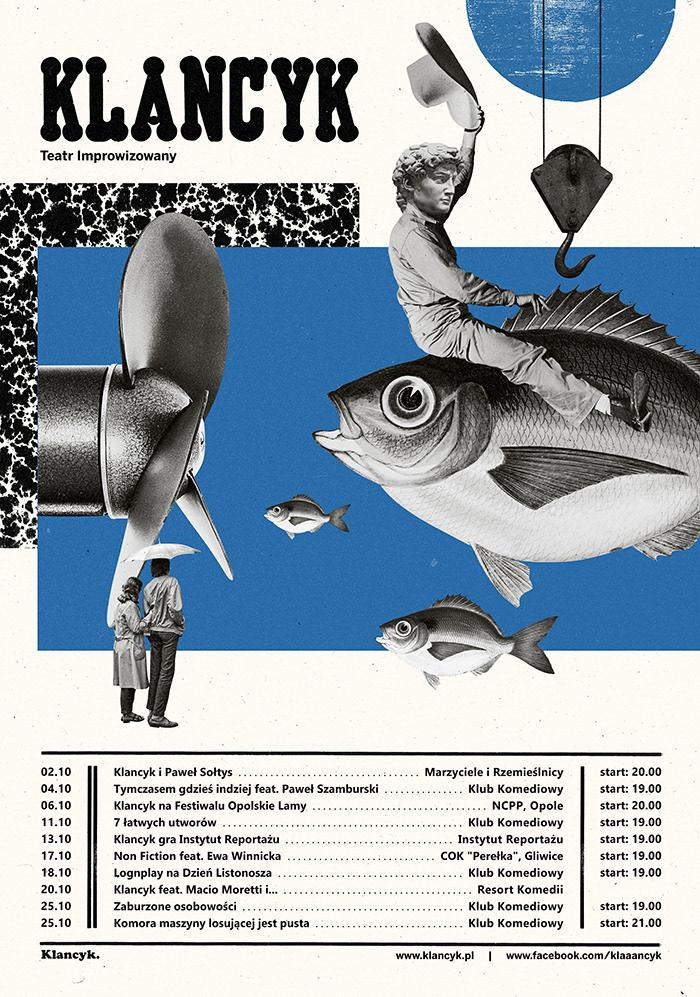 Image may contain: book, fish and cartoon