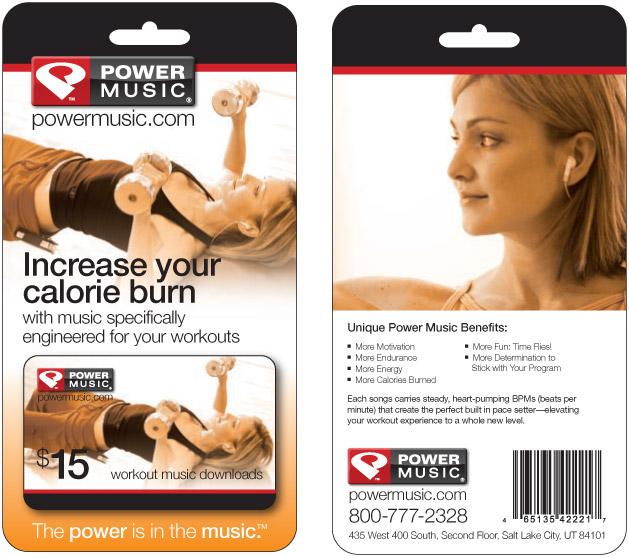 Retail Aerobics Music