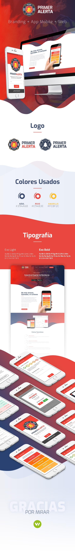 Diseño de App nativa para bomberos