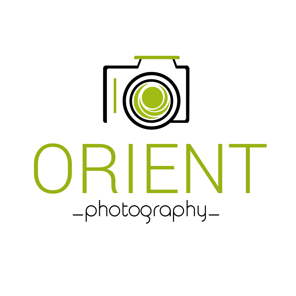 Orient Photography Logo Template On Behance