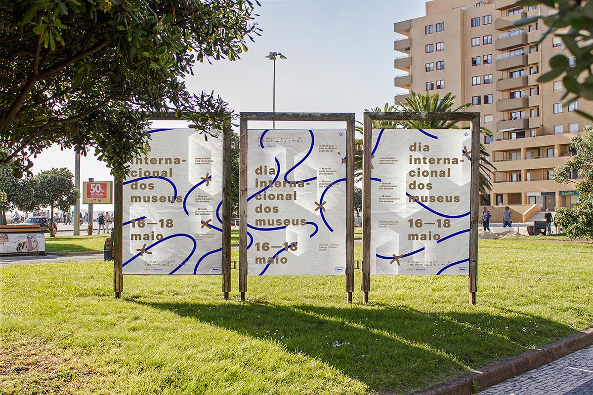 Porto. Portoponto poster CMP another collective DIM