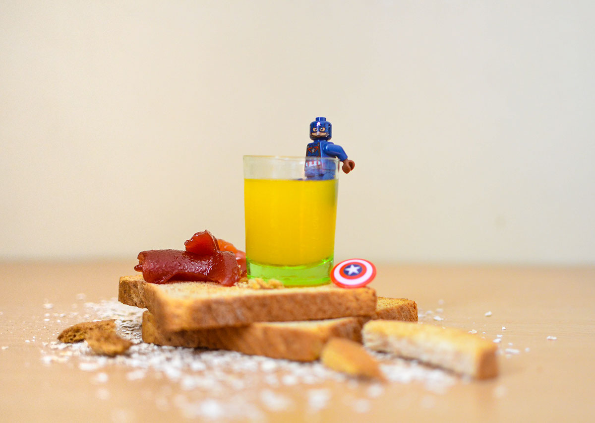 LEGO Photography  panama LegoFan funny 35mm foodies Picture