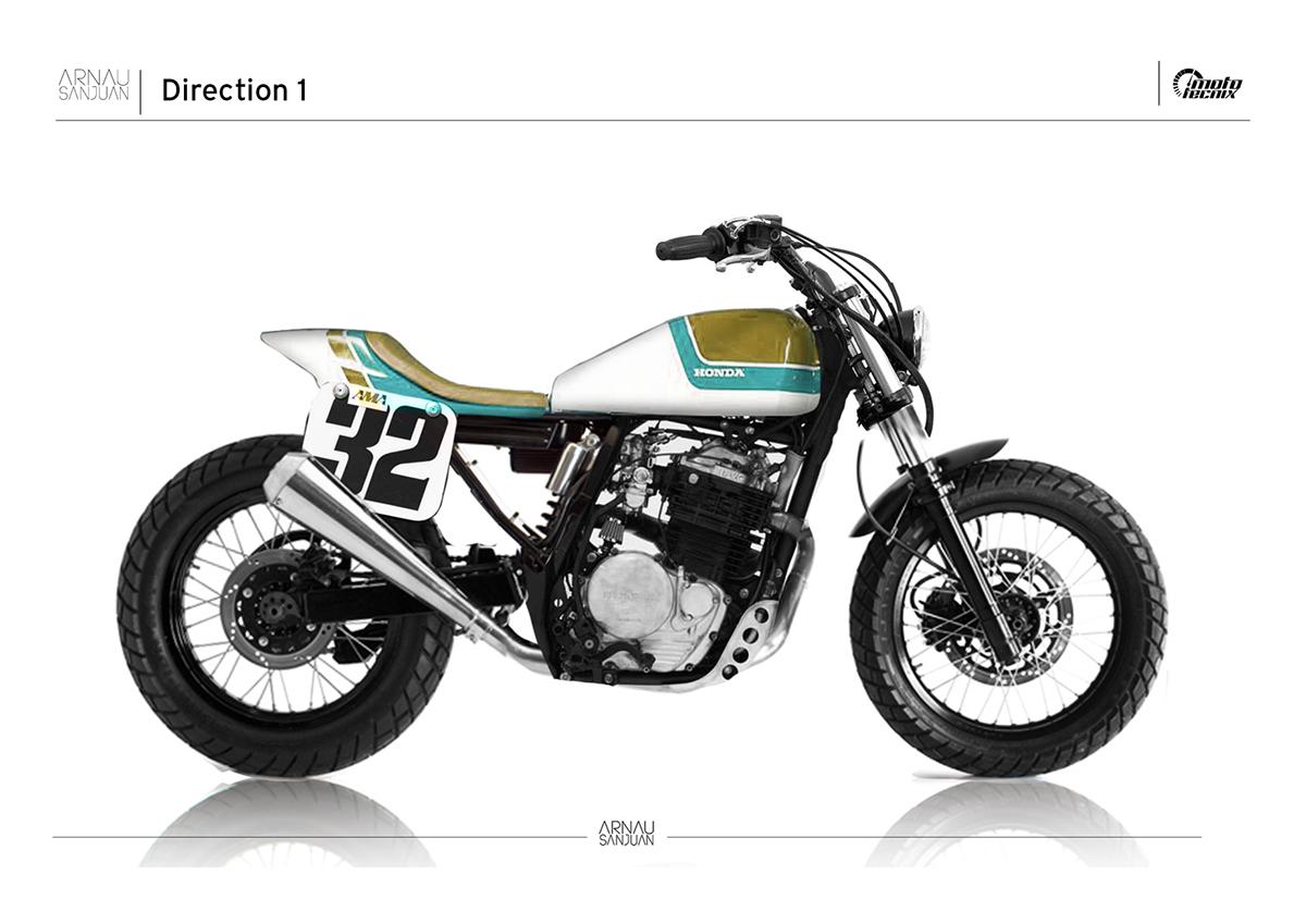 1985 Honda xl350r