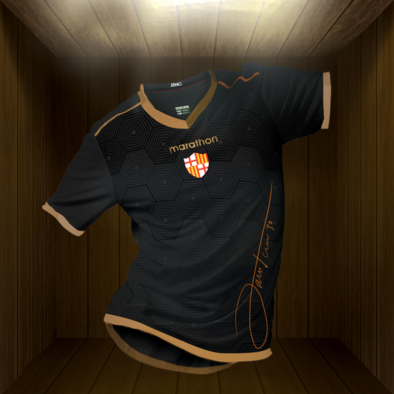 sneakers for cheap f5822 5170a Camiseta Barcelona SC 2018 Propuesta 2 on Behance