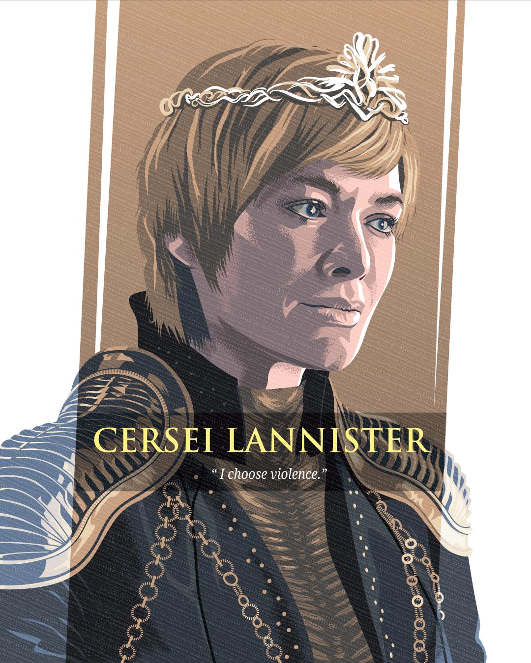 lannister Game of Thrones for the Throne night king dragon targaryen Stark Winterfell kingslayer