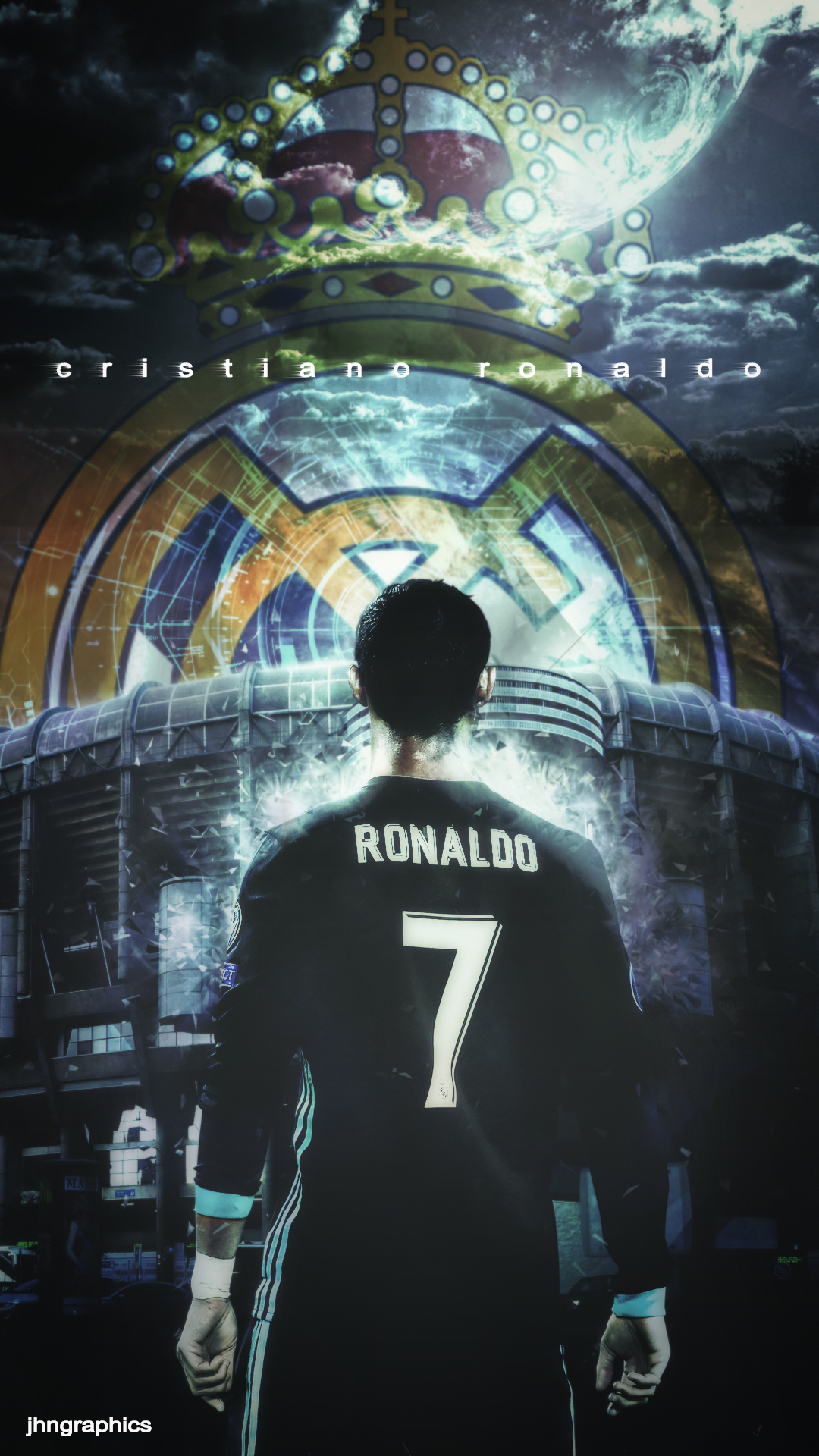 Cristiano Ronaldo Wallpapers On Behance