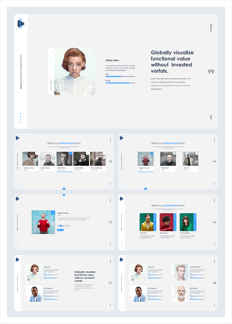 Lymo Powerpoint Presentation Template - 16