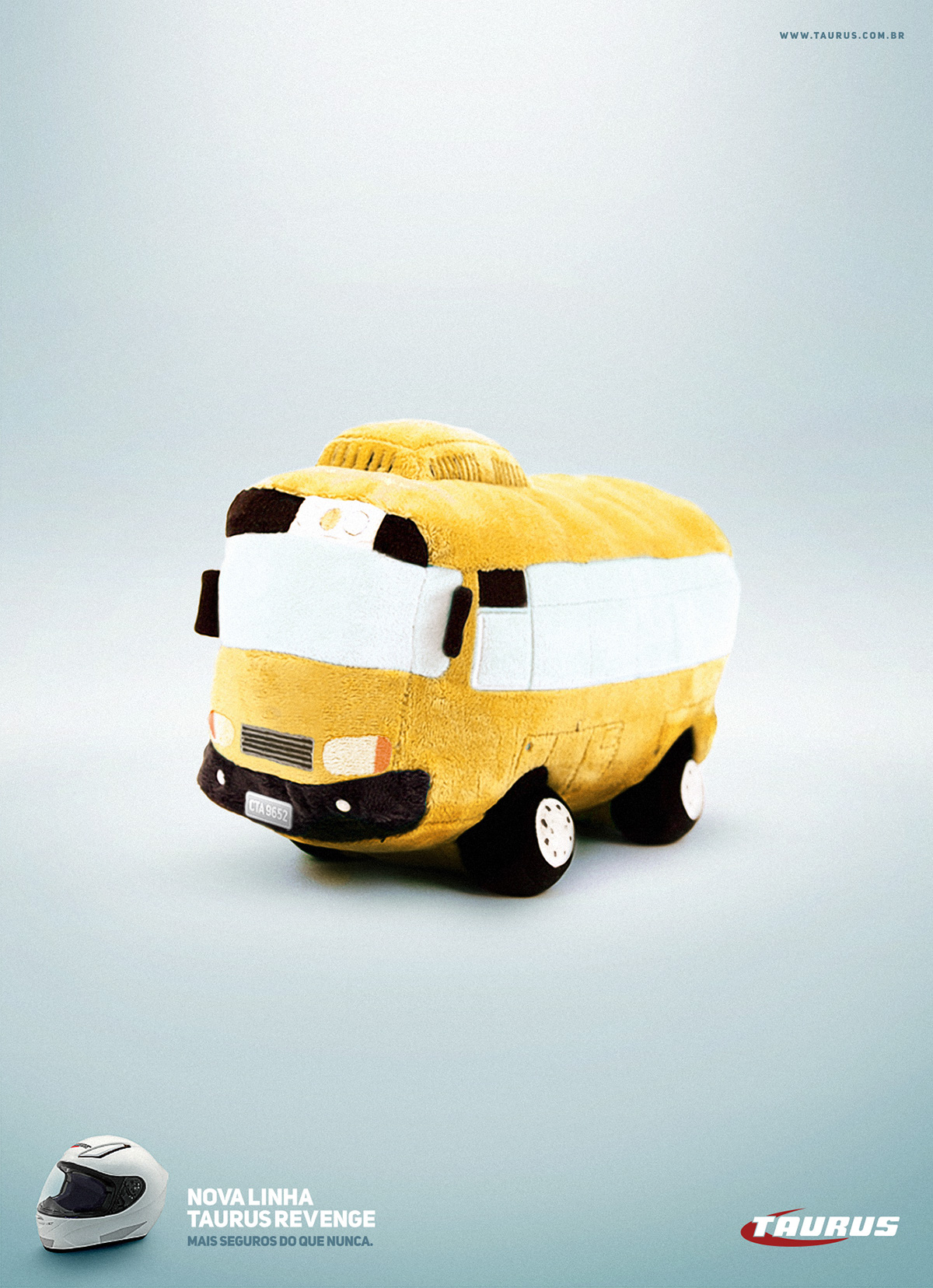 safety motorcycle Helmet bus plush