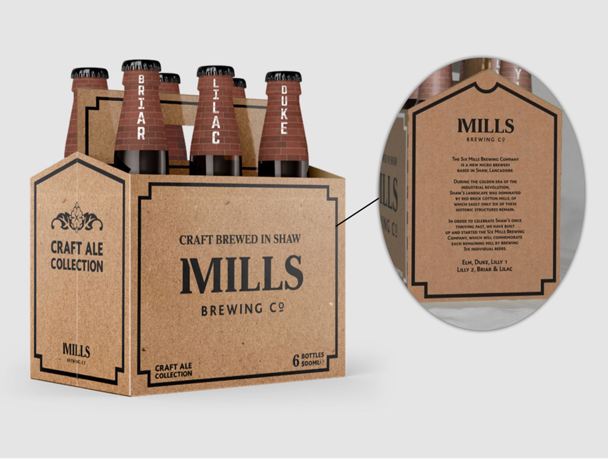 Six Mills Brewing Co  on Student Show