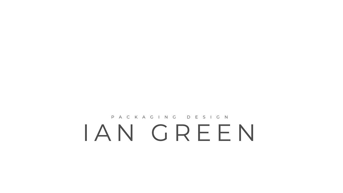 Ian Green digipak branding