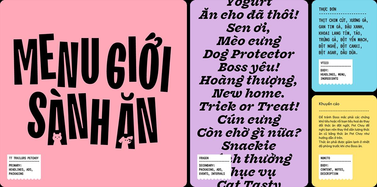 PetChoy rebranding by M — N Associates
