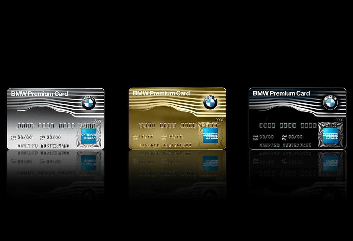Bmw American Express Card Design On Behance