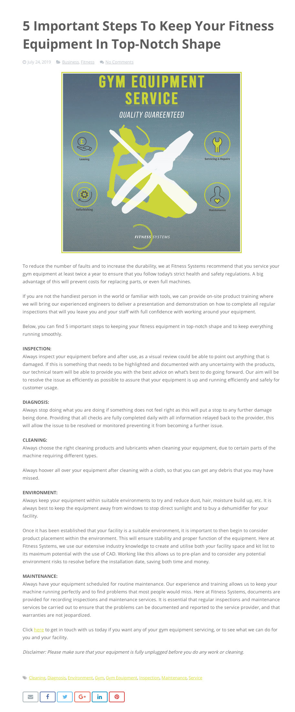 article Blog design interview magazine promo Promotional writeup