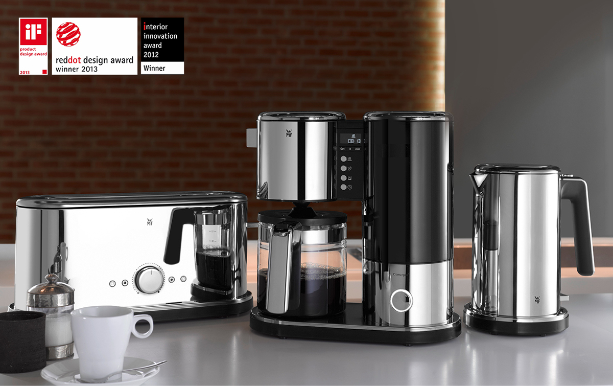 first electronic kitchen appliances series for wmf on behance