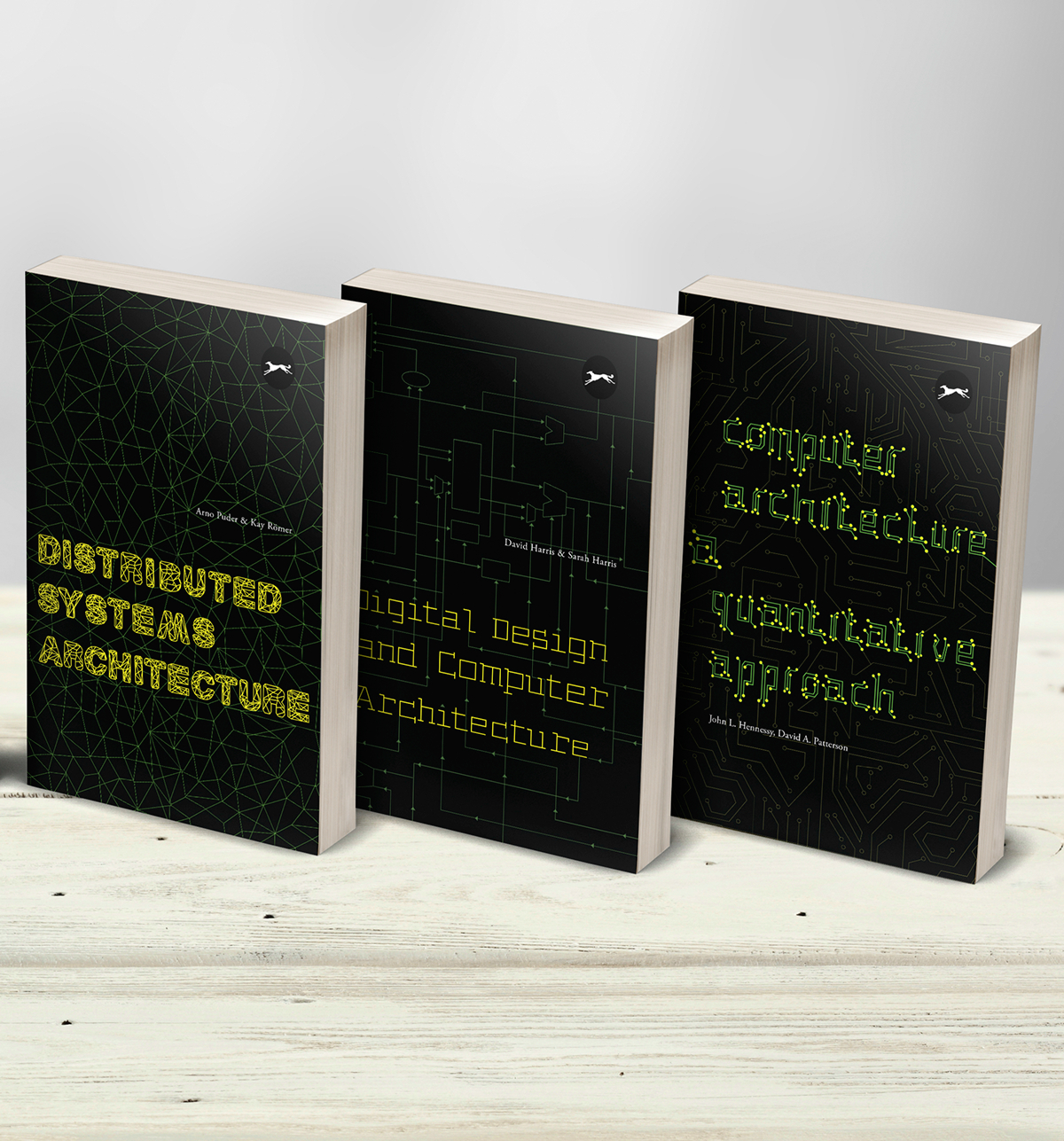 book cover series book cover Science books Computer Type computer books experimental type