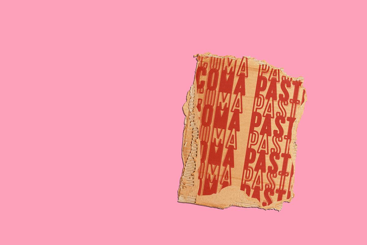 graphic design  brazilian design culture pastel paper Food  ILLUSTRATION