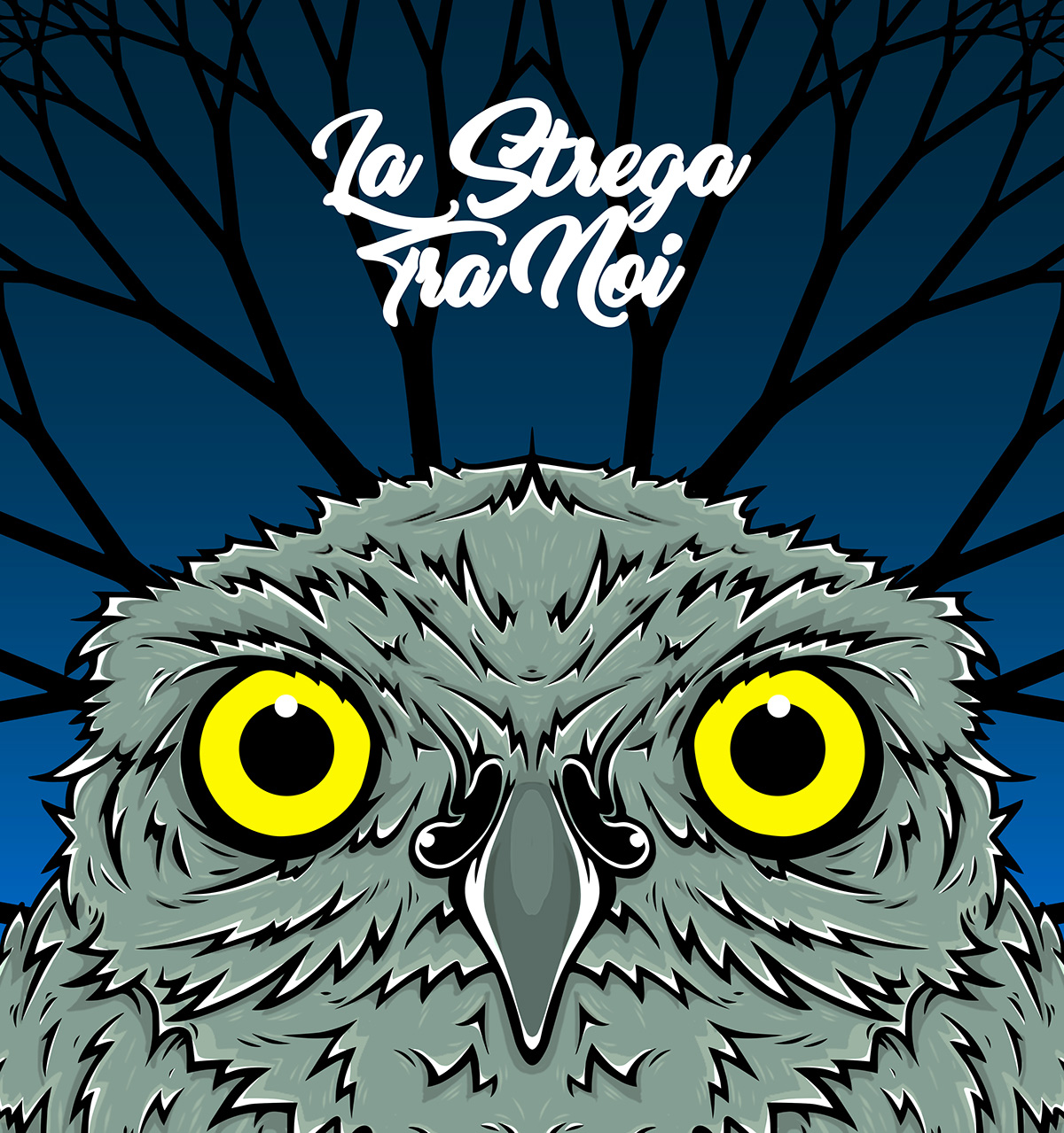owl witch strega civetta eyes nightwatch eyelight Enzo Benedetto joythevision