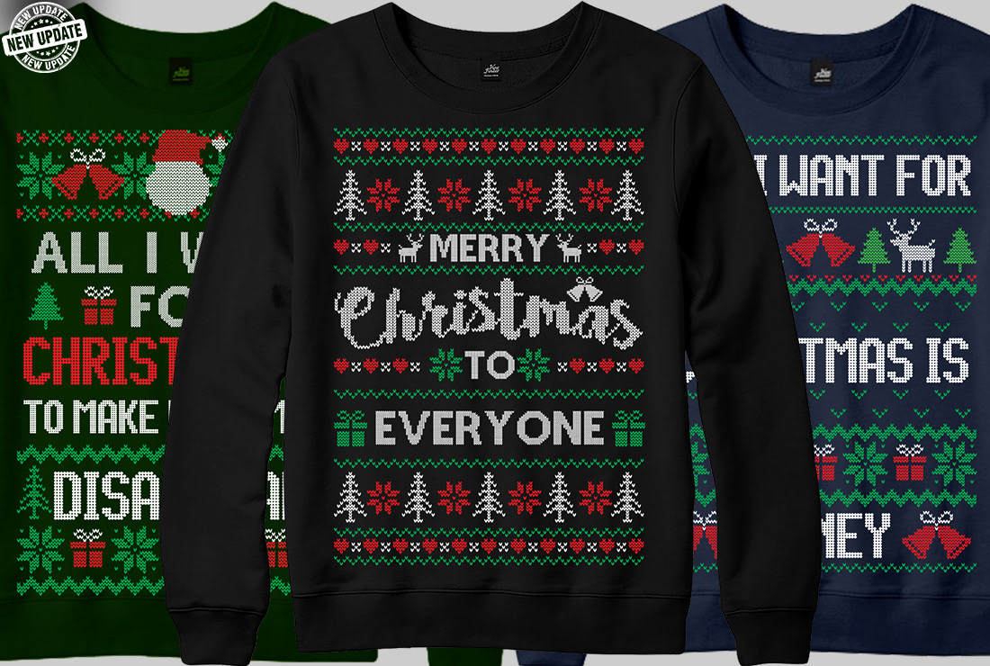 Ugly Christmas Sweater Design On Behance,Graphic Design School Los Angeles