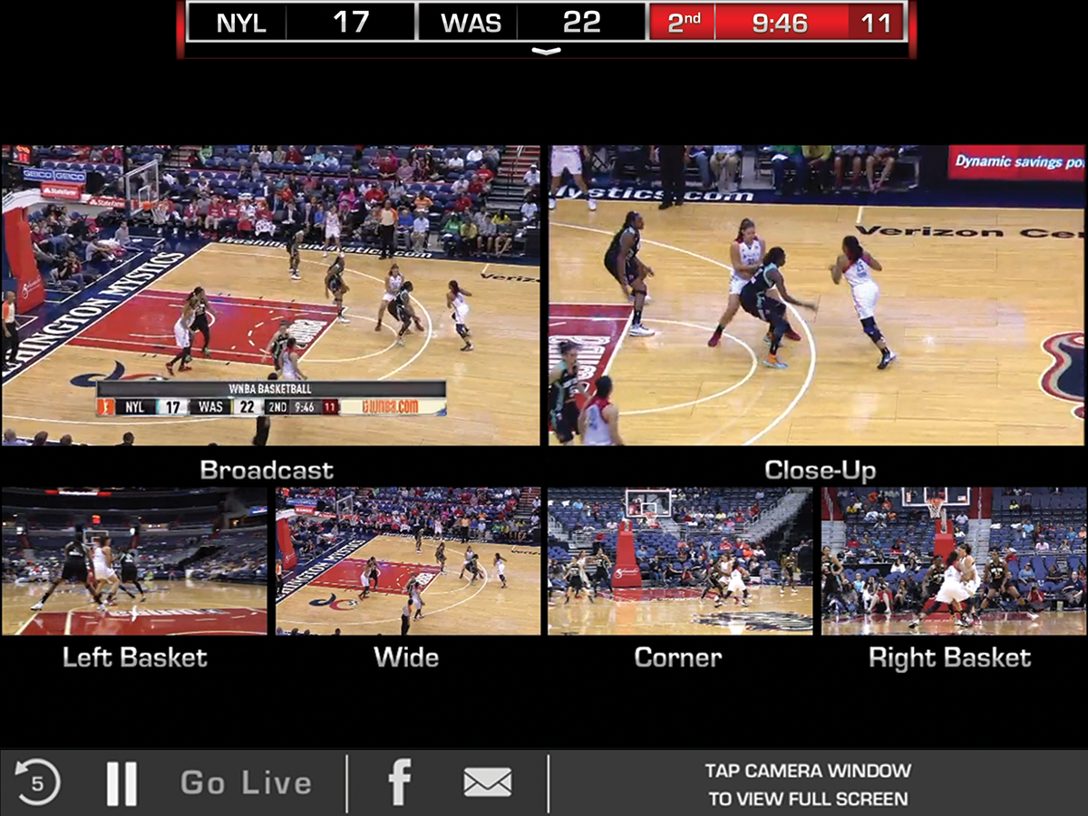 ios video mobile Streaming iphone iPad hls