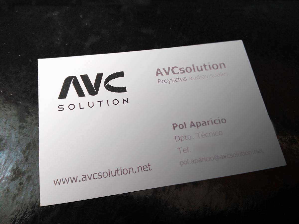 avc Solution audiovisual video technician video installation
