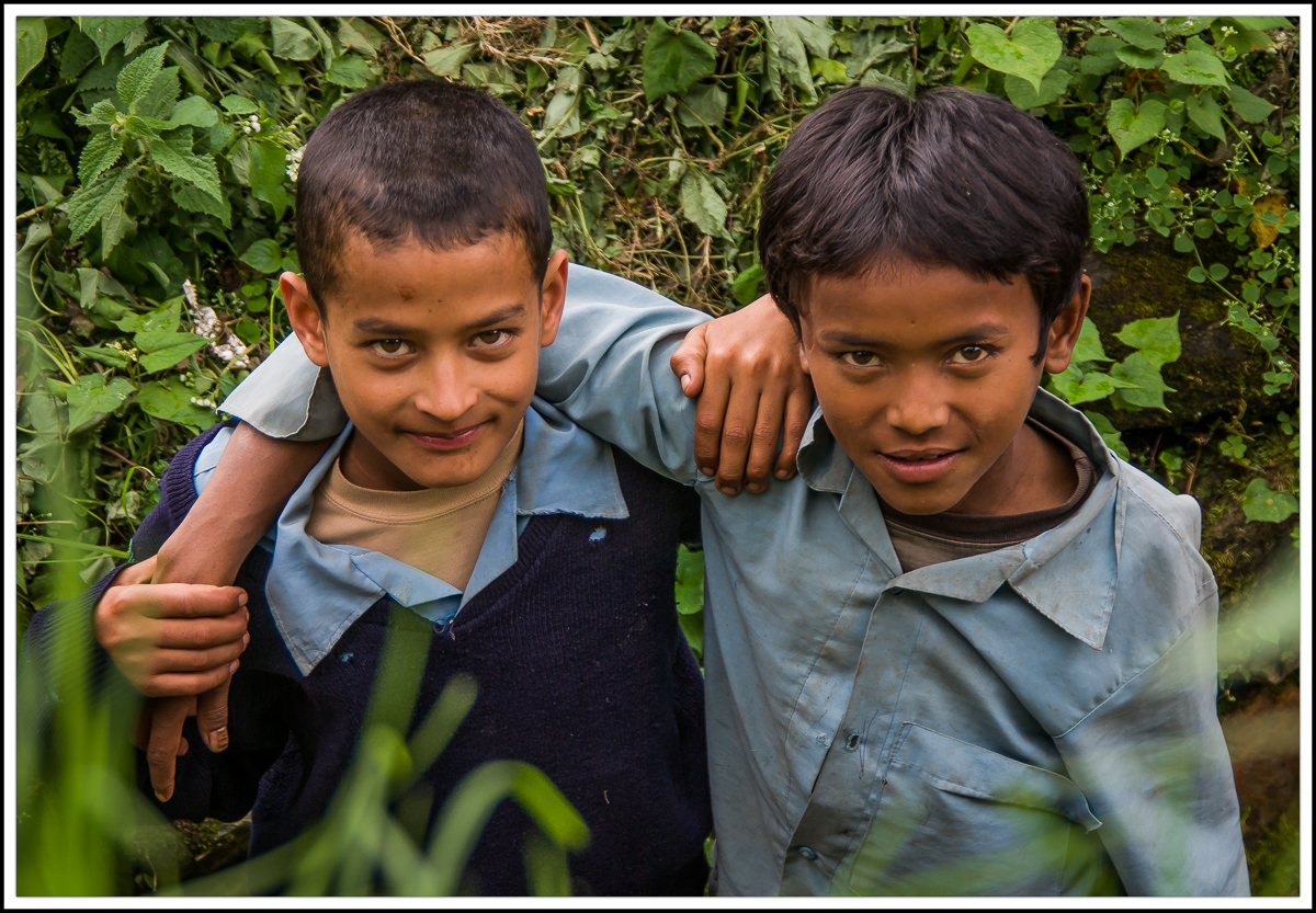 Nepalese Boys