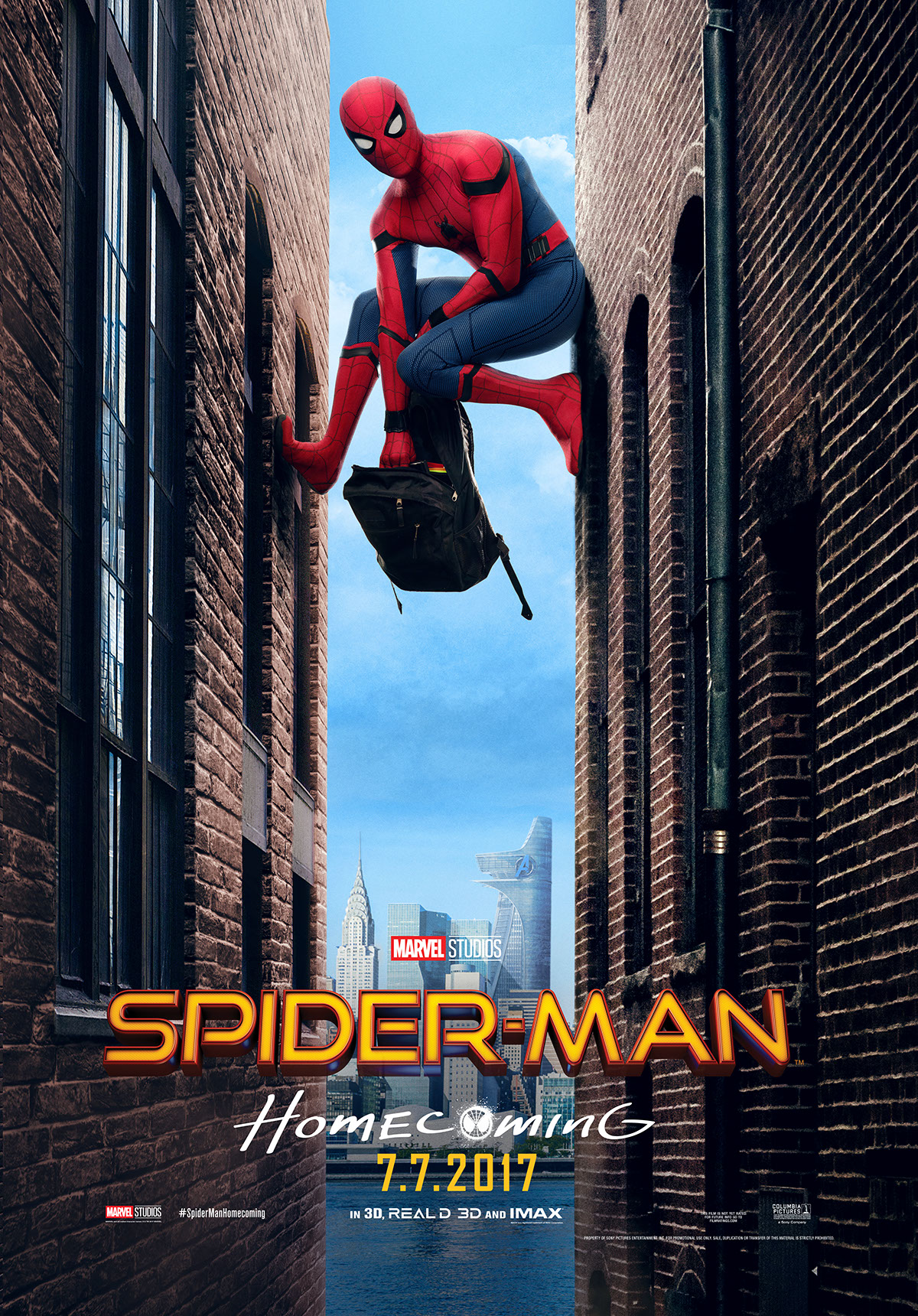 spiderman homecoming ita