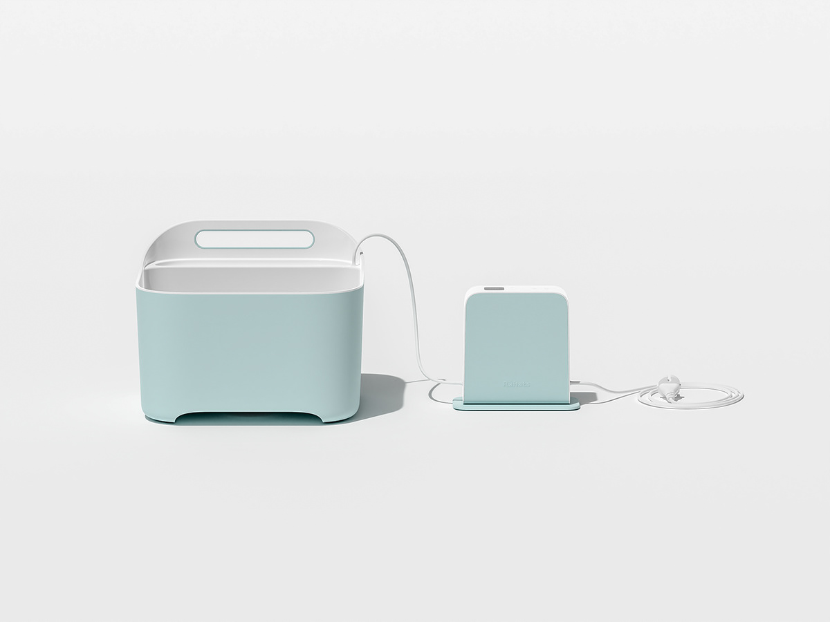 cleaner idea interaction kitchen living minimal objet simple sterializer water