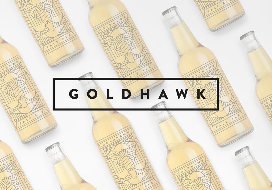 beer alcool beverage gold Label bottle craft-beer ale
