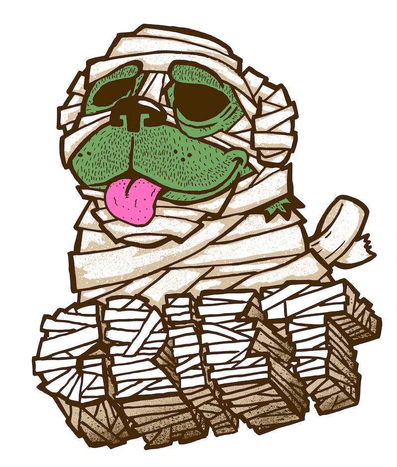 griet dog logo mashup Ray-ban frankenstein mummy lagoon Holiday easter bunny santa