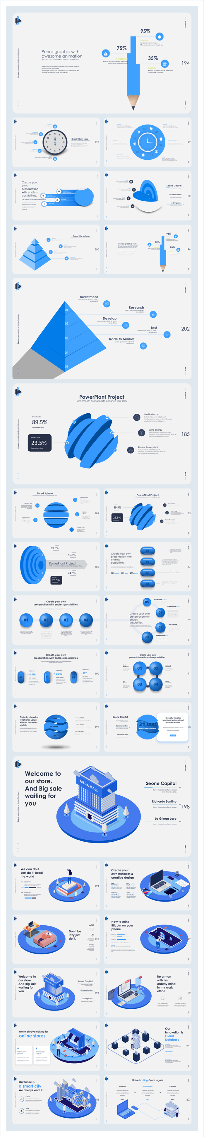 Lymo Powerpoint Presentation Template - 21