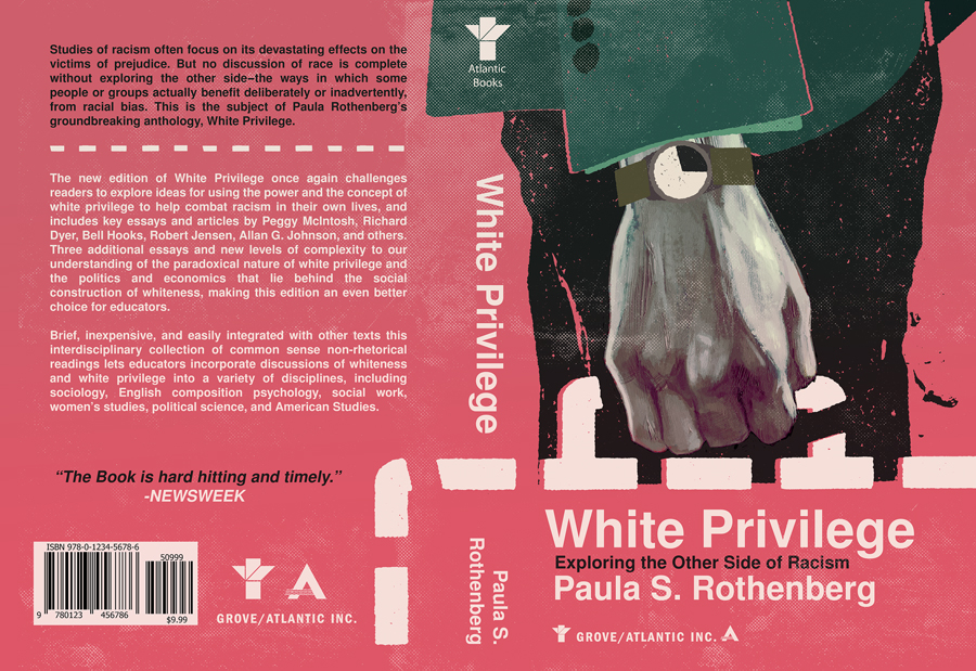 "white privilege unpacking the invisible knapsack peggy mcintosh essay White privilege anaccounttospend by peggy mcintosh ""white privilege: unpacking the invisible knapsack,"" is person i carry an invisible weightless knapsack of."