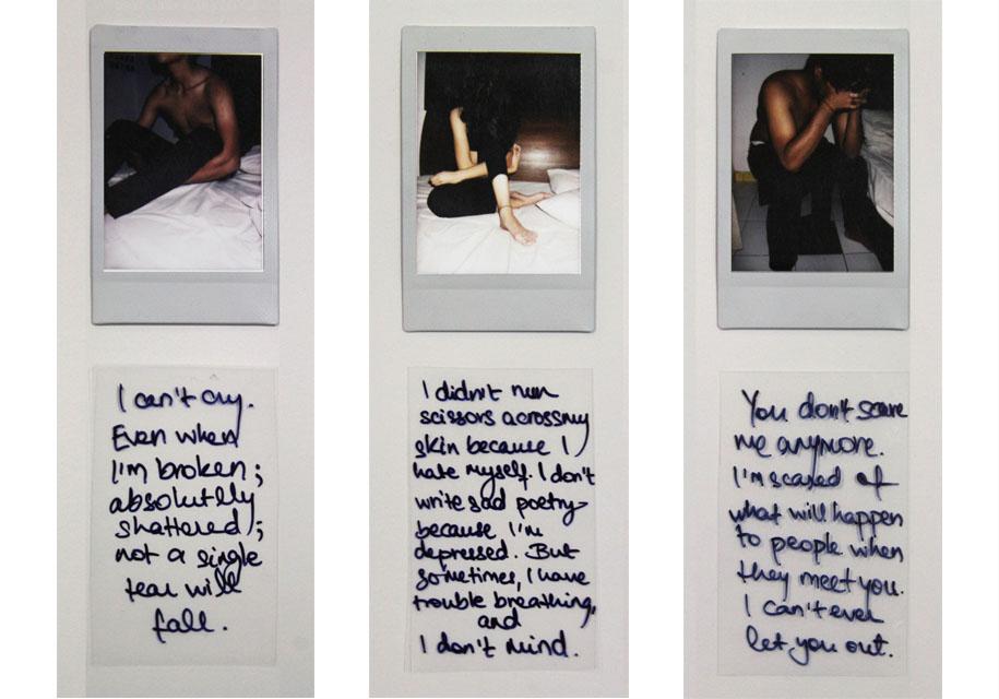 secrets The Polaroid Project Ananya Behera exposed Vulnerable Polaroids