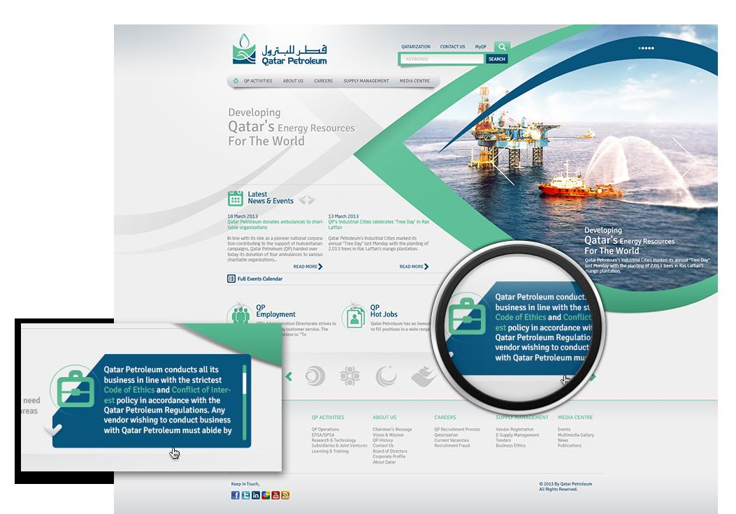 Qatar Petroleum Reviews