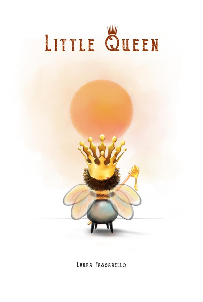 bee,book,Character,children's,design,ILLUSTRATION ,queen,story,storybook,written
