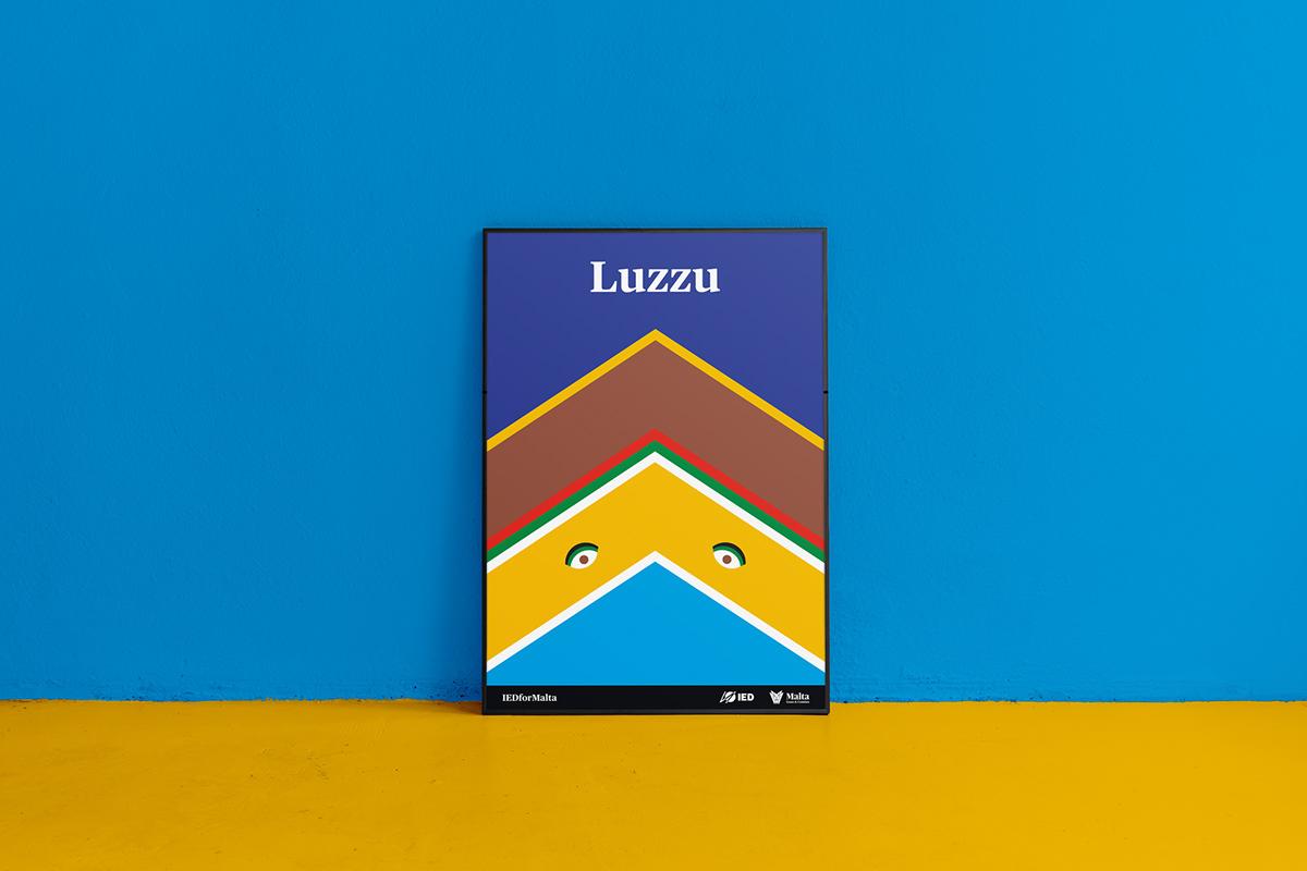 giulia passaretti ILLUSTRATION  visual design graphic graphic design  poster inspire Illustrator adobe